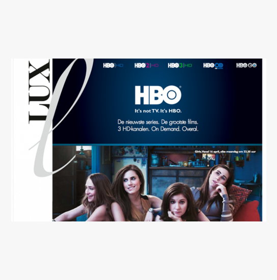 Case HBO coverwrap