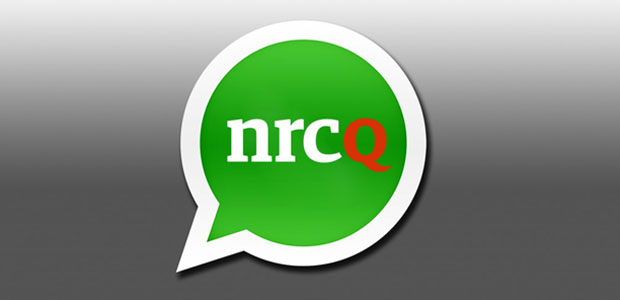 NRC Q op WhatsApp BroadCast