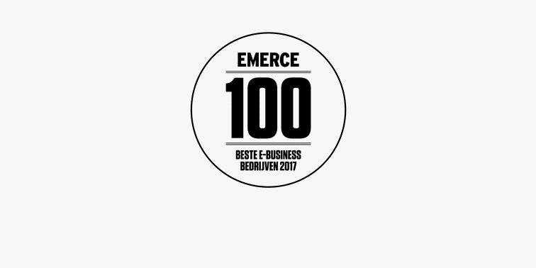 NRC Media in Emerce 100